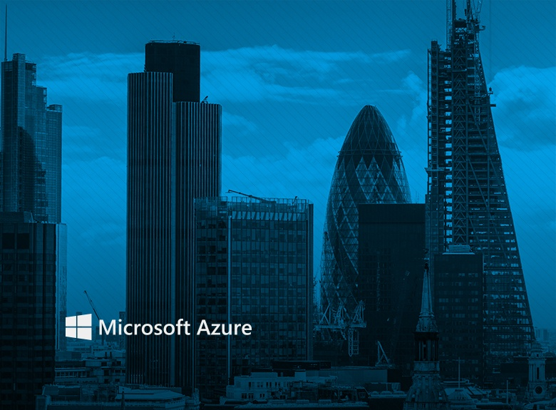 Azure Everywhere at The Gherkin